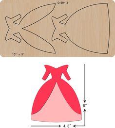 New Bow Leaves Wooden die Scrapbooking Cutting Dies C-407-16