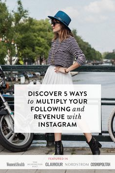"""After successfully growing my Instagram following to over 100K, and helping 5000+ entrepreneurs, creatives and dreamers grow their followings online, I'm opening up my Instagram training class again. """"Just got off Hilary's free Instagram class—thought I hated webinars, turns out I've just tuned in to a bunch of bad ones. Not only was it engaging, it was jam packed with applicable gold!"""" —Valerie Jeannis Click through to save your seat today! Free Instagram, Instagram Tips, Ig Feed Ideas, Work Fashion, Fashion Outfits, Business Women, Business Tips, Creative Business, Photography Marketing"""
