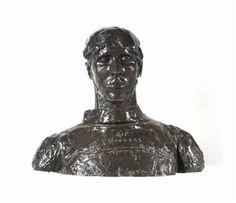 Buste de Rik Wouters By Rik Wouters ,1911