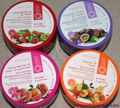 Grace Cole Fruit Works Body Butter review