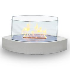 Anywhere Fireplace Lexington   Table Top Ethanol Fireplace   Multiple Colors