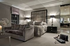Master Bedroom Suite C Hill House Interiors