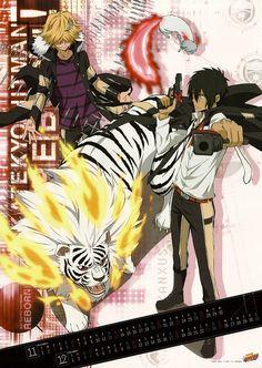 Akira Amano, Katekyo Hitman Reborn!, Belphegor (Katekyo Hitman Reborn!), Xanxus, Calendar