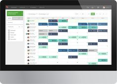 When I Work   Employee scheduling software manage hourly workforce with shift planning app The easiest way to schedule and communicate with your hourly employees. Save tons of time and reduce absenteeism.
