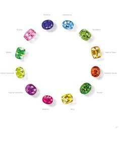 MULTICOLOR GEMSTONE SET High Jewelry, Gemstones, Diamond, Jewlery, Month Gemstones, Gems, Diamonds, Gem, Jewels
