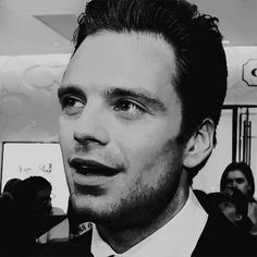 "sebastian stan is actively ruining my life 27/∞ ""who's stronger, you or chris?"""