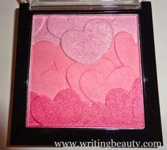 "Stila Love at first ""Blush"" palette Giveaway"