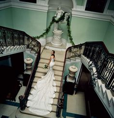 """Plum Sykes (wearing Alexander McQueen) by Jonathan Becker for Vogue January 2006 """" """"When I got engaged to my husband, Toby, Alexander offered to make my wedding dress. I was terribly excited and we. Wedding Pics, Wedding Styles, Wedding Gowns, Dream Wedding, Wedding Ideas, Wedding Stuff, Wedding Bells, Wedding Shoot, Wedding Things"""