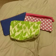 Lot of 3 Ipsy bags Bags only, all 3 included. New. ipsy Accessories