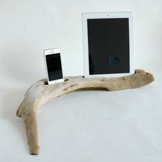 Driftwood Dock for a Combination of Devices No. 570 by DOCKSMITH