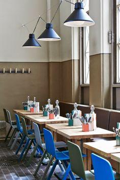 Aydınlatma ve Dekor Dünyasından Gelişmeler: Joanna Laajisto Creative Studio'dan Helsinki'de Story Cafe & Restaurant #aydinlatma #lighting #design #tasarim #dekor #decor