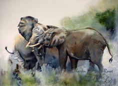 Karen Laurence-Rowe | Available Paintings