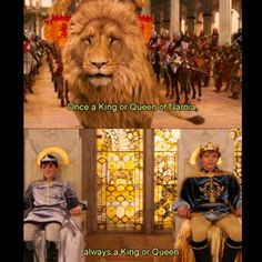 Always a King or Queen (The Chronicles of Narnia)