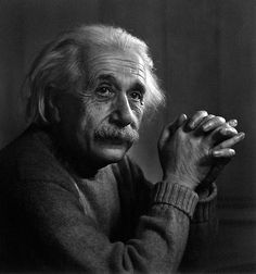 Albert Einstein. A great scientist, man and person.