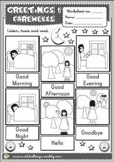 atividades de ingl s greetings sauda es materiais de ingl s 1 ciclo english english. Black Bedroom Furniture Sets. Home Design Ideas