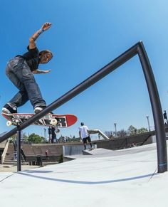 Red Bull Hart Lines: Riley Hawk