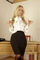 Femdom Spankings F M Discipline Bow Blouse, Blouse And Skirt, School Girl Outfit, Girl Outfits, Skirt Tumblr, Strict Wives, Straight Skirt, Female Poses, Beautiful Blouses