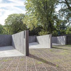 Atelier PNG Architecture : Centre de tri du Jardin des Plantes - ArchiDesignClub by MUUUZ - Architecture & Design