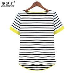 #savemajor #Deals at SaveMajor.com OUMENGKA New Wome... Save Major http://savemajor.com/products/oumengka-new-women-tops-o-neck-t-shirt-short-sleeve-striped-t-shirts-tees-blusas-femininas-free-shipping-m-xxxxl-plus-size?utm_campaign=social_autopilot&utm_source=pin&utm_medium=pin