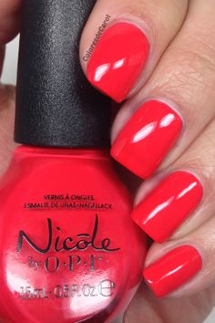 Nicole by OPI - My Sol Shines Brighter