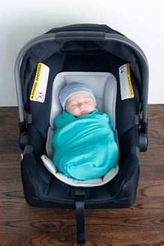Car Seat Swaddle - Jade from Hooray Littles Baby Swaddle, Baby Boy Newborn, Cute Baby Boy, Cute Kids, Little Babies, Cute Babies, Baby Crib Designs, Best Convertible Car Seat, Baby Swings