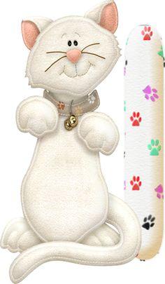 Alfabeto con gatito....I.png (239×411)