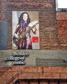 Berklee School of Music.
