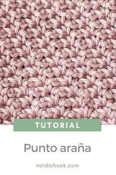 Sashay Crochet, Easy Crochet Stitches, Crochet Stitches For Beginners, Crochet Dishcloths, Afghan Crochet Patterns, Crochet Motif, Free Crochet, Crochet Symbols, Pin On