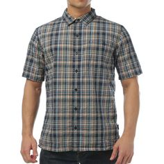 Patagonia Men's Puckerware Shirt - at Moosejaw.com