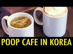 Poop Cafe in Korea (KWOW #121) (+playlist)
