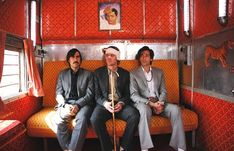 Vogue's pick of the best Wes Anderson interiors, including The Grand Budapest Hotel, The Royal Tenenbaums, The Darjeeling Limited, Fantastic Mr Fox and Moonrise Kingdom. The Darjeeling Limited, Wes Anderson Style, Wes Anderson Films, We Anderson, Bon Film, Film D'animation, Film Serie, Film Stills, Vicky Cristina Barcelona