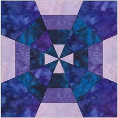 Spiderweb Maltese 4 - 15 Inch Paper Foundation    Craftsy