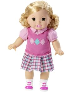 "little MOMMY™ ""Sweet As Me""   School cool doll 2012"