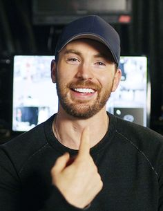 CHRIS EVANS / STEVE ROGERS / CAPTAIN AMERICA❤