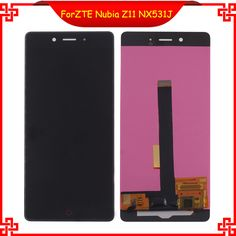 For ZTE Nubia Z11 NX531J LCD Display Touch Screen Digitizer Assembly Phone Parts For ZTE Nubia Z11 Mobile Phone LCD Free Tools #Affiliate