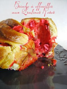 I repeat ... Throughout well: Brioche Effeuiller to Pralines Roses