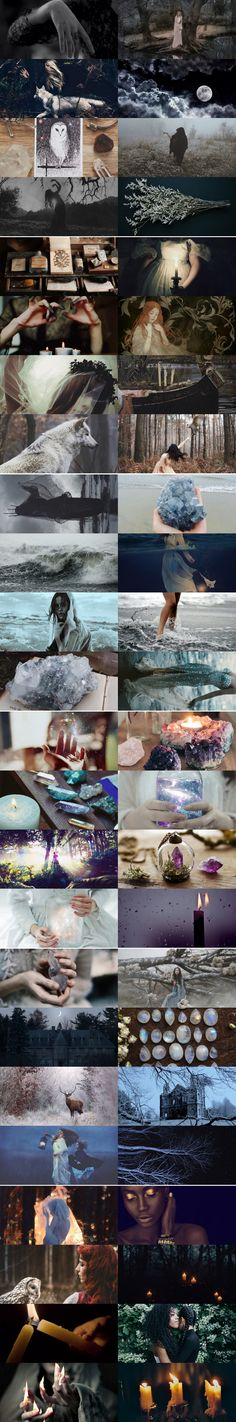 Witchcraft: Inspiration for Elemental Witches - Fire, Earth, Air, Water
