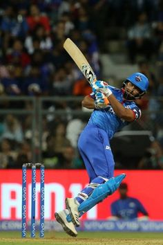 Innings Break!  Rishab Pant smashes 77 off just 26 balls, Delhi Capitals - 213/6(20) Mumbai Indians have never chased down a 200-plus target in the IPL - Indian Premier League Watch #MIvsDC now #VivoIPL2019 Live on YuppTV           #VIVOIPL2019onYuppTV  Available Regions ➡️Australia, Singapore, Sri Lanka, Malaysia, Europe (Excluding UK & Ireland), Central & South America and Central & South East Asia. Brendon Mccullum, Ipl Live Score, Rajiv Gandhi, India Cricket Team, Chennai Super Kings, Mr Perfect, Mumbai Indians, Win Or Lose, Great Team