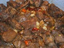 Tocana de mistret Meat, Food, Essen, Meals, Yemek, Eten