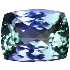 Танзанит 2.83 Ct ₽ 16,800.00  Вес — 2.83 Ct. Размер — 9.25 x 7.09 x 4.81 мм Форма — подушка Цвет — зелено-синий (полихромный) Чистота – VVS Твердость — 7 Термообработка Месторождения — Танзания Gems, Shades, Rhinestones, Jewels, Sunnies, Gemstones, Eye Shadows, Emerald, Draping