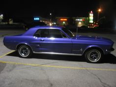 This is the color I want. Some kind of purple.
