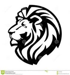f3466bf79 Simple Lion Drawing - Bing Images Lion Head Logo, Lion Logo, Industrial  Embroidery Machines