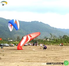 Paragliding Courses La Troncal Ecuador Learn paragliding in our school with certified instructors and enjoy the landscape.