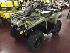 New 2017 Can-Am Outlander 450 ATVs For Sale in Illinois. 2017 Can-Am Outlander 450, 2017 Can-Am® Outlander 450 MOST ACCESSIBLE PRICE EVER Raise your expectations, not your price range. Get the all-terrain performance you'd expect from Can-Am at the most accessible price ever. Features may include: ROTAX 450 AND 570 ENGINE OPTIONS CATEGORY-LEADING PERFORMANCE Select from either a 38-hp single-cylinder, liquid-cooled Rotax 450 four-stroke or a 48-hp, eight-valve, liquid-cooled SOHC Rotax 570…