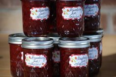 I made strawberry jam one time. It turned out more like strawberry topping. I might try again.