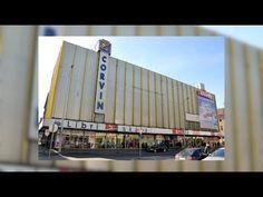 Több mint 50 évig rejtegették a Corvin áruházat egy bádogdoboz alatt Central Europe, Opera House, Youtube, Youtubers, Youtube Movies, Opera