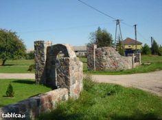 usługi kamieniarskie z kamienia polnego, podjazdy, ogrodzenia, grile, Łosice - image 1