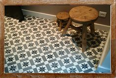Carrelage on pinterest cement tiles tile and portuguese - Carrelage carreau de ciment ...