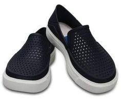 Easy-on, easy-off makes these shoes the perfect slip-on sneaker for kids! Whether a playdate with friends or off to practice with the team, these shoes are a must!