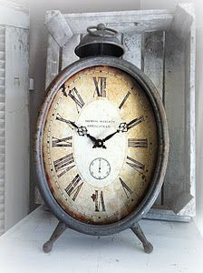 Nice old clock              ****